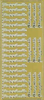 Ääriviivatarra Ylioppilaalle - Tarrat ja tarrakirjat - 146011 - 1