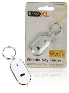 Avaimenperä vihellettävä Basic XL - Koulu tuotteet - 139731 - 1