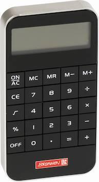 Taskulaskin Colourcode - Koululaistarvikkeet - 137121 - 1