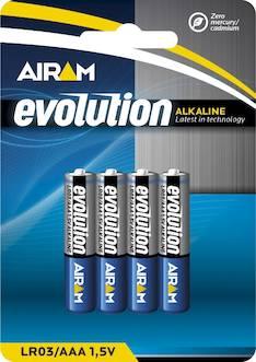 Paristo LR03 AAA alkaline AIRAM - Paristot - 139471 - 1
