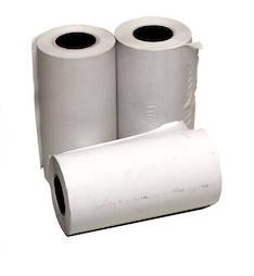 Fax-paperi 210x25,4mm 100m - Faxirulllat - 100511 - 1