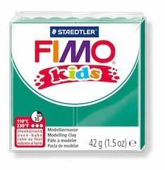 Fimo kids vihreä - Askartelutarvikkeet - 140771 - 1