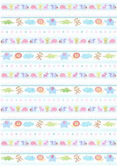 Glitterpaperi raita A4/5 - Askartelutarvikkeet - 142831 - 1