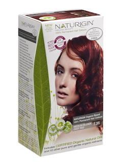 Hiusväri 7.55 Medium blond deep red - Kosmetiikka ja pesuaineet - 147071 - 1
