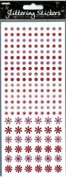 Kimalletarra kukat - Tarrat ja tarrakirjat - 135981 - 1