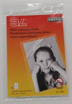 Laminointitasku kylmä A6 100x150mm 3L - Laminointitaskut - 133871 - 1
