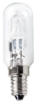 Liesituuletinlamppu halogeeni 28w e14 blister 370lm 2000h - Varalamput ja loisteputket - 134531 - 1