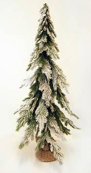 Lumikuusi 120cm vihreä - Jouluun valot,koristeet,tekstiilit - 150021 - 1