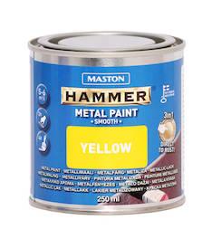 Maali hammer sileä 250ml - Maalaustarvikkeet - 136381 - 1