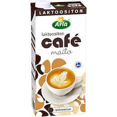 Maito 1L laktoositon ARLA Ingman CafeUHT - Maidot ja kermat - 131011 - 1