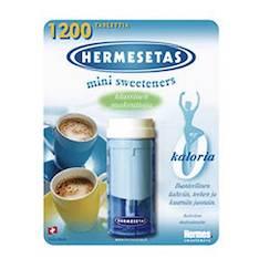 Makeutuspuriste HERMESETAS 1200 - Sokerit ja muut makeutusaineet - 114491 - 1