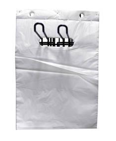 Muovikassi C4/MDPE 25x35+3cm 25my - Muovikassit ja pussit - 130671 - 1