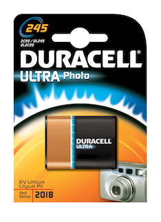 Paristo DURACELL 2CR5 Ultra Photo 245 - Paristot - 131811 - 1