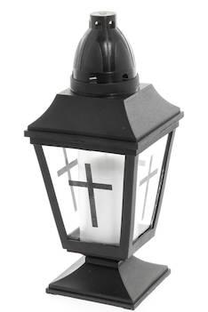 Polar hautalyhty risti - Kynttilät, lyhdyt ja tarvikkeet - 143731 - 1