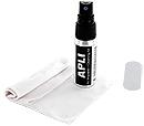 Puhdistussetti APLI spray+liina - ATK:n puhdistusaineet ja liinat - 131621 - 1