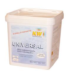 Pyykinpesujauhe KW UNIVERSAL 3,5kg - Siivous- ja puhdistusvälineet - 129761 - 1