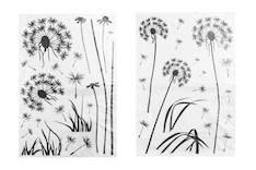 Sisustustarra kukka lajitelma - Sisustustarrat - 135381 - 1