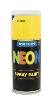 Spraymaali Fluo 150ml - Maalaustarvikkeet - 147771 - 1
