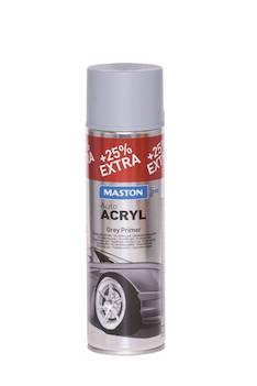Spraymaali autoacryl 500ml - Maalaustarvikkeet - 136371 - 1