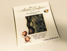 Suklaakonvehti Sea Shells 250g - Makeiset - 144001 - 1