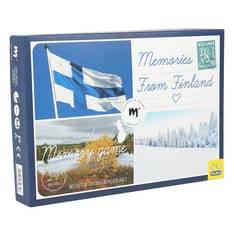 Suomi muistipeli - Muut pelit - 153431 - 1