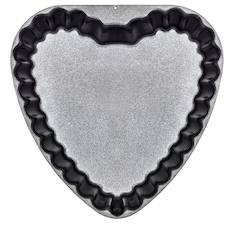 Sydän piirakkavuoka 12cm - Ruuanvalmistustarvikkeet - 143501 - 2