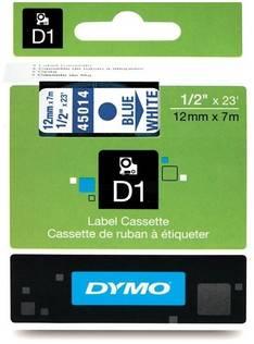 Tarranauha DYMO 12mmx7m 45014 - Tarra- ja kohokirjoitinteipit Dymo - 104061 - 1