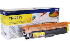 Värikasetti BROTHER TN-241Y laser - Brother laservärikasetit ja rummut - 147941 - 1