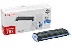 Värikasetti CANON 707 laser - Canon laservärikasetit - 116721 - 1