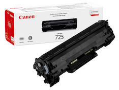 Värikasetti CANON 725 laser - Canon laservärikasetit - 126791 - 1