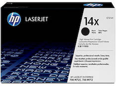 Värikasetti HP 14X CF214X laser - HP laservärikasetit ja rummut - 134221 - 1