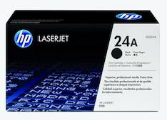 Värikasetti HP 24A Q2624A laser - HP laservärikasetit ja rummut - 108601 - 1