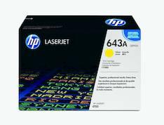 Värikasetti HP 643A Q5952A laser - HP laservärikasetit ja rummut - 112841 - 1