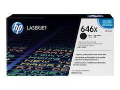 Värikasetti HP 646X CE264X laser - HP laservärikasetit ja rummut - 145381 - 1