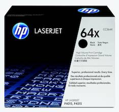 Värikasetti HP 64X CC364X laser - HP laservärikasetit ja rummut - 118691 - 1