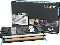 Värikasetti LEXMARK C524 laser - Lexmark laservärikasetit ja rummut - 116091 - 1