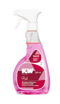 WC-puhdistusaine KW RED 500ml - Pesu- ja puhdistusaineet - 147831 - 1