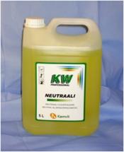 Yleispuhdistusaine 5L KW Neutraali - Pesu- ja puhdistusaineet - 131111 - 1