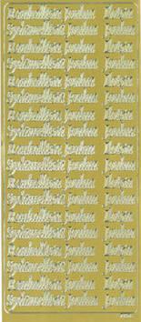 Ääriviivatarra joulutekstilajitelma - Tarrat ja tarrakirjat - 148952 - 1