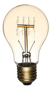 Airam 60w e27 antique classic vakiok. lyhtyl. 240v hiililankalamppu - Varalamput ja loisteputket - 134502 - 1