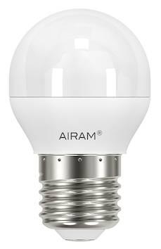 Airam led 7,0w e27 koristelamppu opaali  470 lm - Varalamput ja loisteputket - 134442 - 1