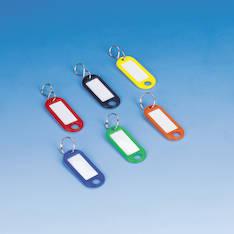 Avaimenperä WEDO muovia nimikotelo - Avainkaapit, avaimenperät - 128452 - 1
