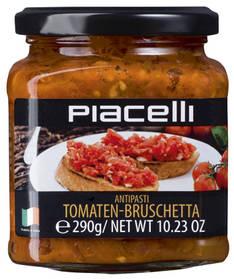 Bruschetta Antipasti Piacelli 290g - Ruokatarvikkeet - 153362 - 1