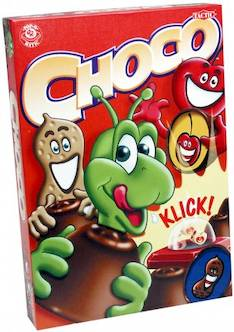 Choco (Scan) - Pelit Nelostuote - 105392 - 1