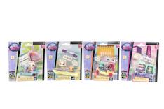City riderds hahmo LITTLEST PET SHOP - Lelut - 147032 - 1