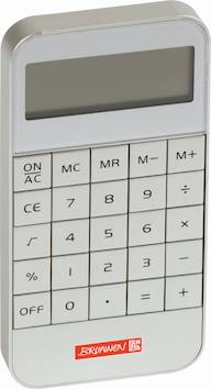 Taskulaskin Colourcode - Koululaistarvikkeet - 137122 - 1
