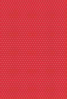 Dots-kartonki a4, 200 g, punainen - Askartelutarvikkeet - 137382 - 1