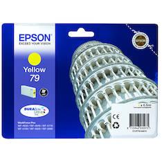 EPSON 79 mustesuihku - Epson mustesuihkuväripatruunat - 133222 - 1
