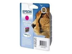 EPSON T071340  mustesuihku - Epson mustesuihkuväripatruunat - 116072 - 1