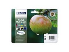 EPSON T1295 mustesuihku - Epson mustesuihkuväripatruunat - 130192 - 1